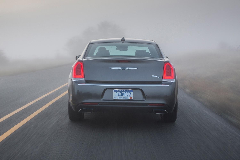 2018 Chrysler 300 C Sedan Exterior