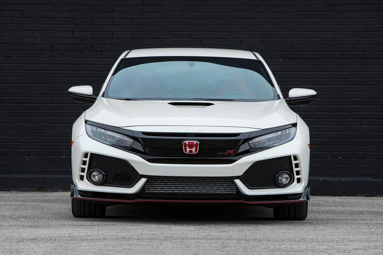 2018 Honda Civic Type R Touring 4dr Hatchback Exterior