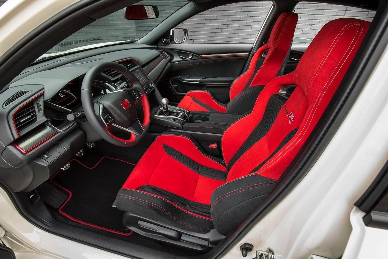 2018 Honda Civic Type R Touring 4dr Hatchback Interior