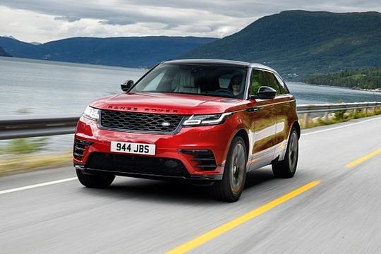 2018 Land Rover Range Rover Velar Diesel
