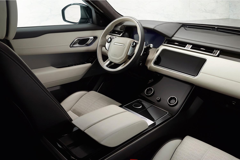 2018 Land Rover Range Rover Velar First Edition 4dr SUV Interior