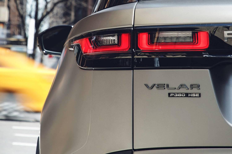 2018 Land Rover Range Rover Velar First Edition 4dr SUV Rear Badge