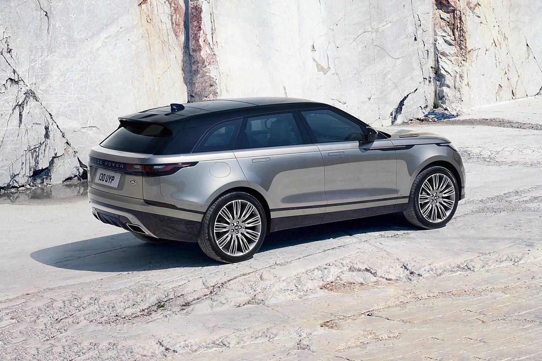 2018 Land Rover Range Rover Velar First Edition 4dr SUV Exterior