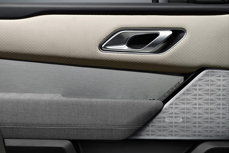 2018 Land Rover Range Rover Velar First Edition 4dr SUV Interior Detail