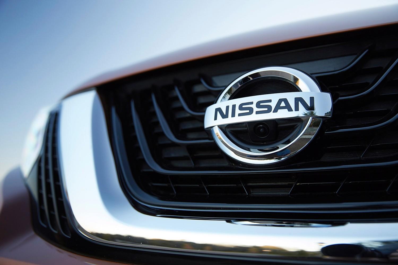 Nissan Murano Platinum 4dr SUV Front Badge