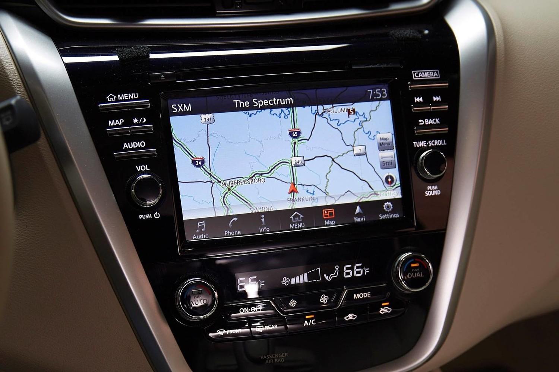 Nissan Murano Platinum 4dr SUV Navigation System