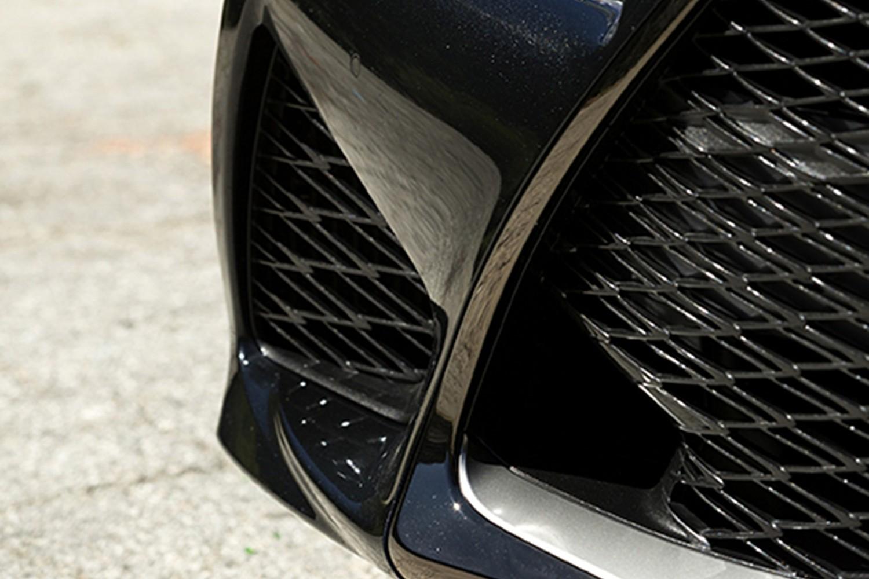 2018 Lexus RC F Coupe Exterior Detail