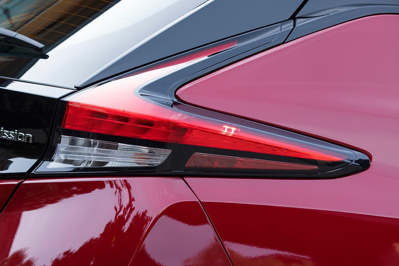 2018 Nissan Leaf SL 4dr Hatchback Exterior Detail