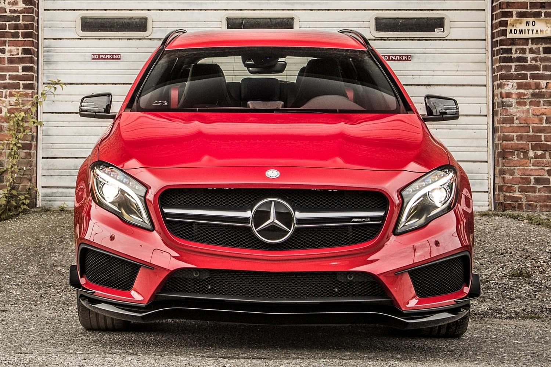 2016 Mercedes-Benz GLA-Class AMG GLA45 4MATIC 4dr SUV Exterior