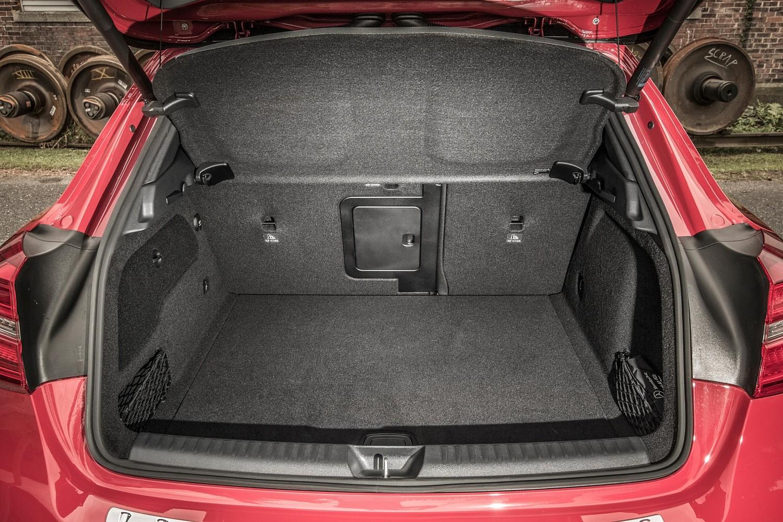 2016 Mercedes-Benz GLA-Class AMG GLA45 4MATIC 4dr SUV Cargo Area