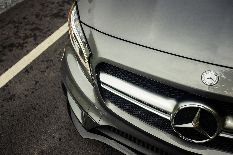 2016 Mercedes-Benz GLA-Class AMG GLA45 4MATIC 4dr SUV Exterior Detail