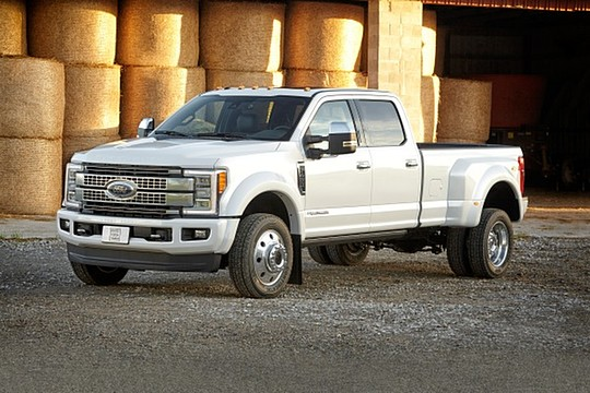 Ford F-450 Super Duty