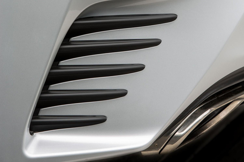 Lexus RC 350 Coupe Exterior Detail