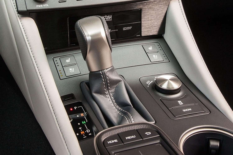 Lexus RC 350 Coupe Shifter