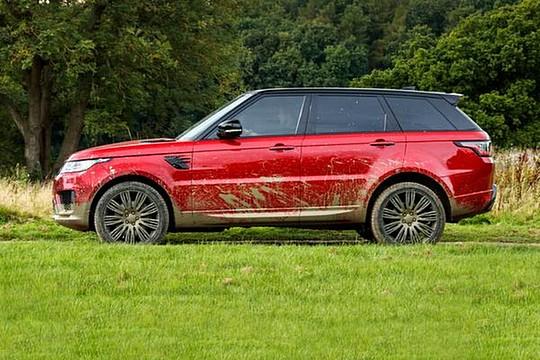 2018 Land Rover Range Rover Sport Diesel