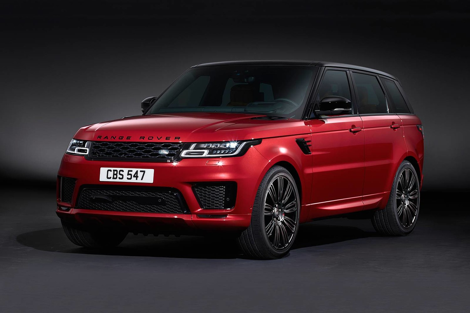 2018 Land Rover Range Rover Sport Autobiography Dynamic 4dr SUV Exterior Shown