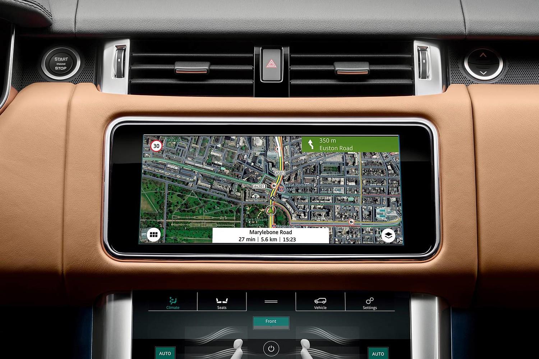 2018 Land Rover Range Rover Sport Autobiography Dynamic 4dr SUV Navigation System