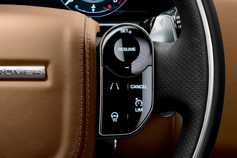 2018 Land Rover Range Rover Sport Autobiography Dynamic 4dr SUV Aux Controls