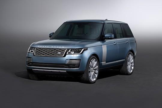 2018 Land Rover Range Rover Diesel