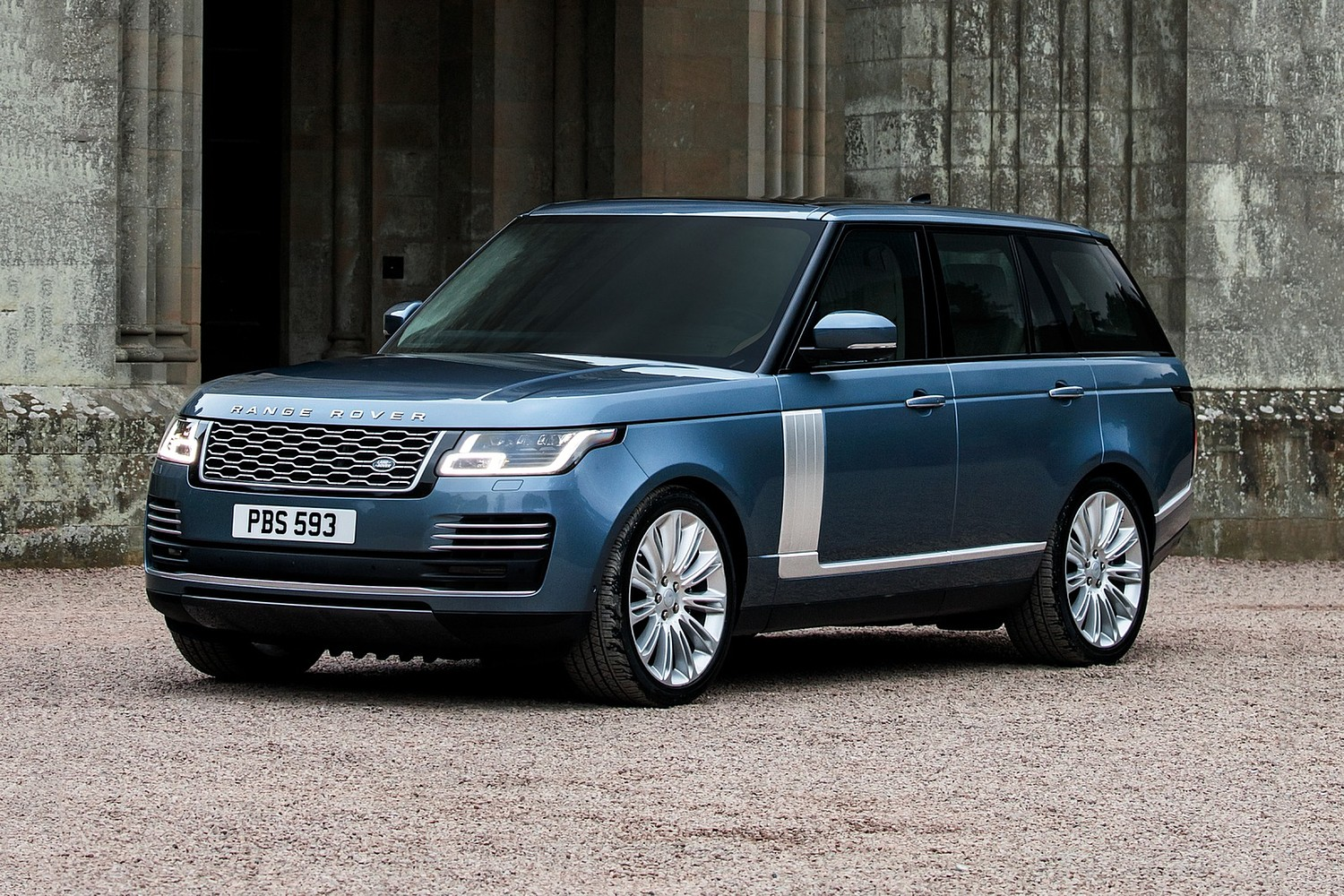 2018 Land Rover Range Rover Autobiography 4dr SUV Exterior Shown
