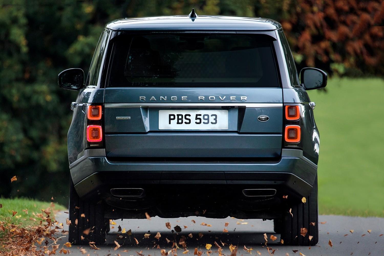 2018 Land Rover Range Rover Autobiography 4dr SUV Exterior