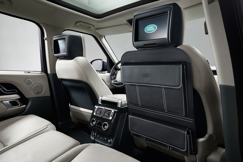 2018 Land Rover Range Rover Autobiography 4dr SUV Interior Detail