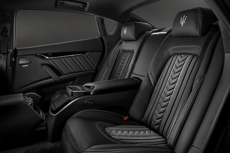 Maserati Granturismo Interior >> 2018 Maserati Quattroporte Sedan | Vehie