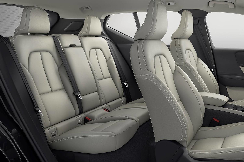 2019 Volvo XC40 T5 Momentum 4dr SUV Rear Interior Shown