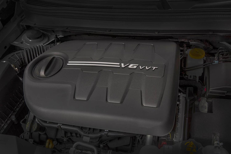 2019 Jeep Cherokee Trailhawk 4dr SUV 3.2L V6 Engine