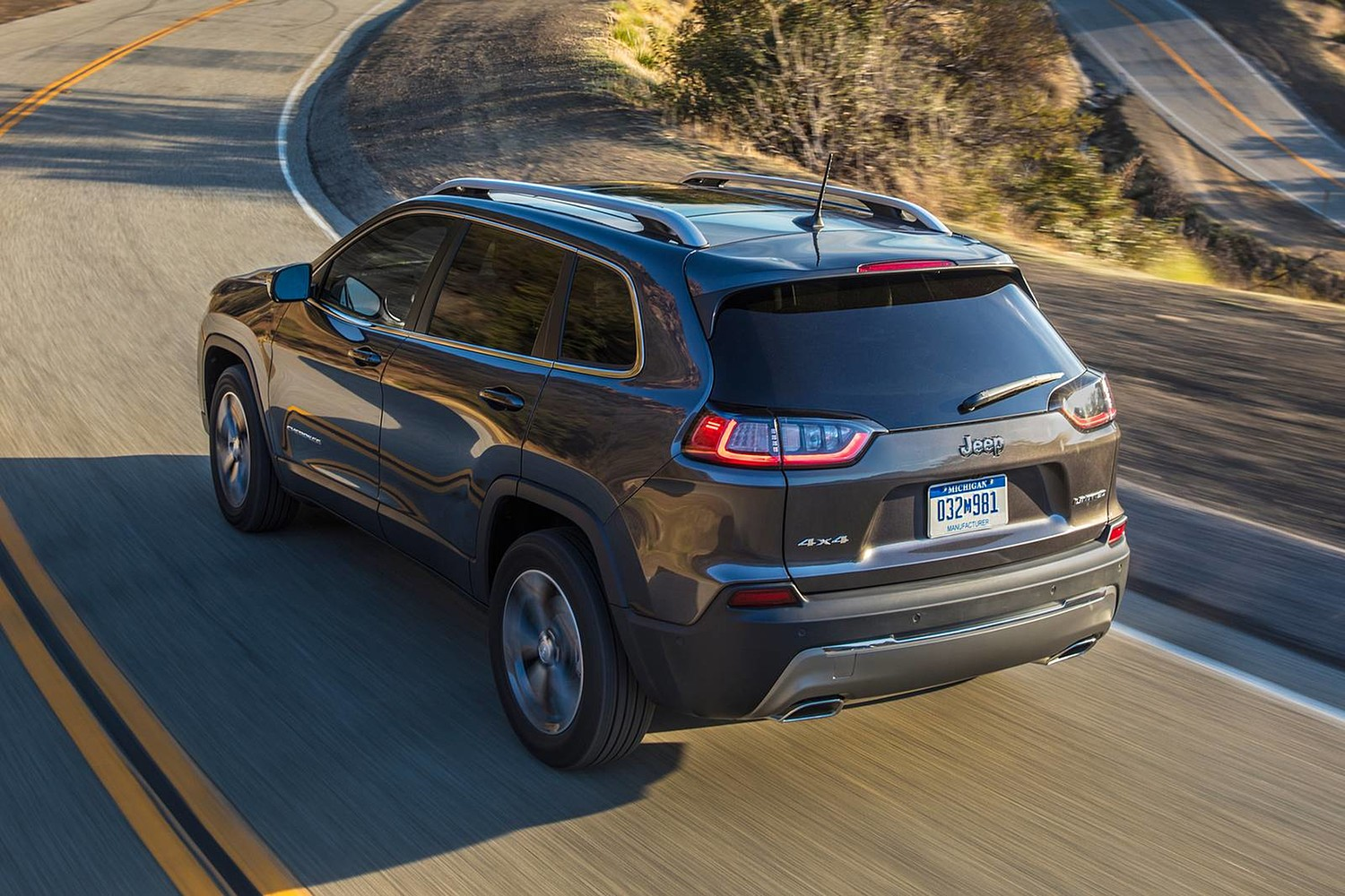 2019 Jeep Cherokee Limited 4dr SUV Exterior
