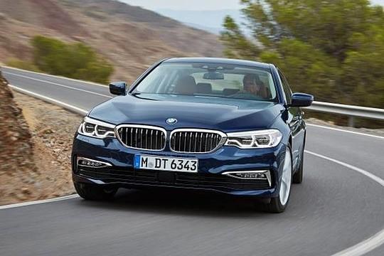 2018 BMW 5 Series Diesel