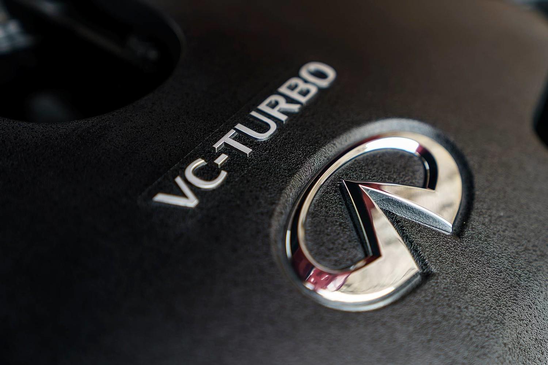 2019 INFINITI QX50 ESSENTIAL 4dr SUV 2.0L Turbo Engine