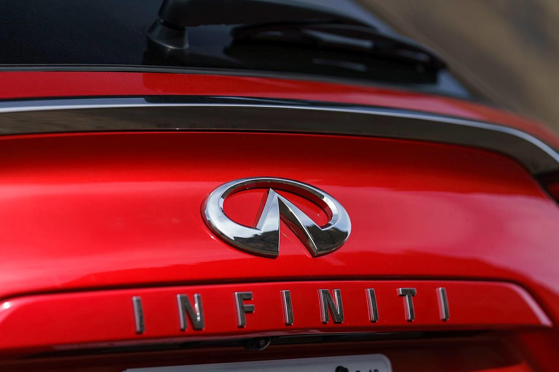 2019 INFINITI QX50 ESSENTIAL 4dr SUV Rear Badge