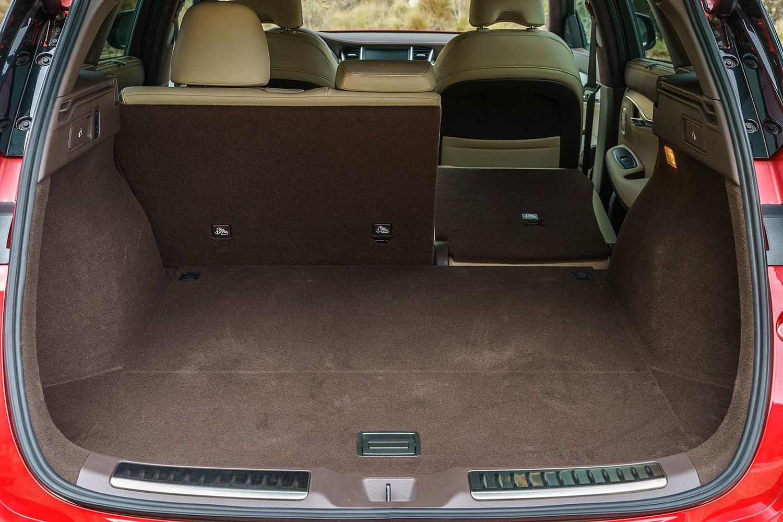 2019 INFINITI QX50 ESSENTIAL 4dr SUV Rear Seats Down