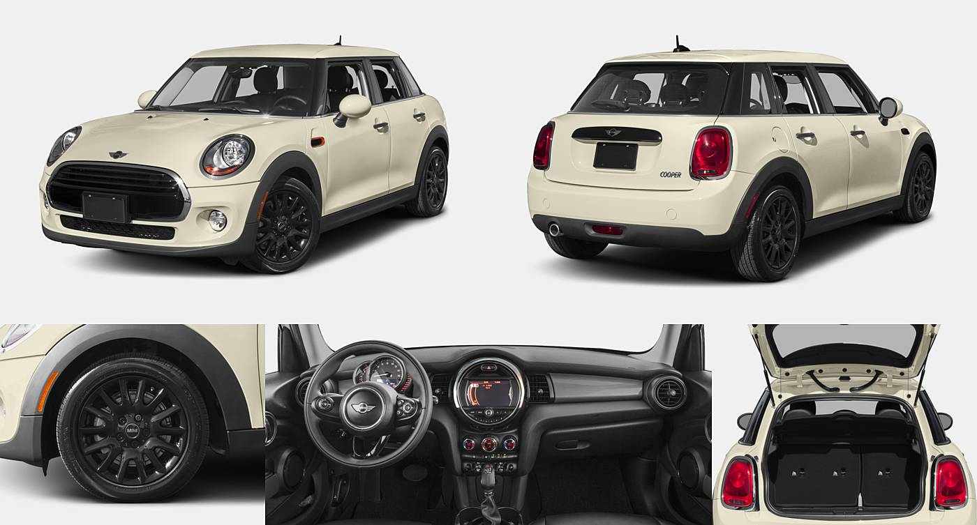 2017 MINI Hardtop 4 Door Cooper FWD