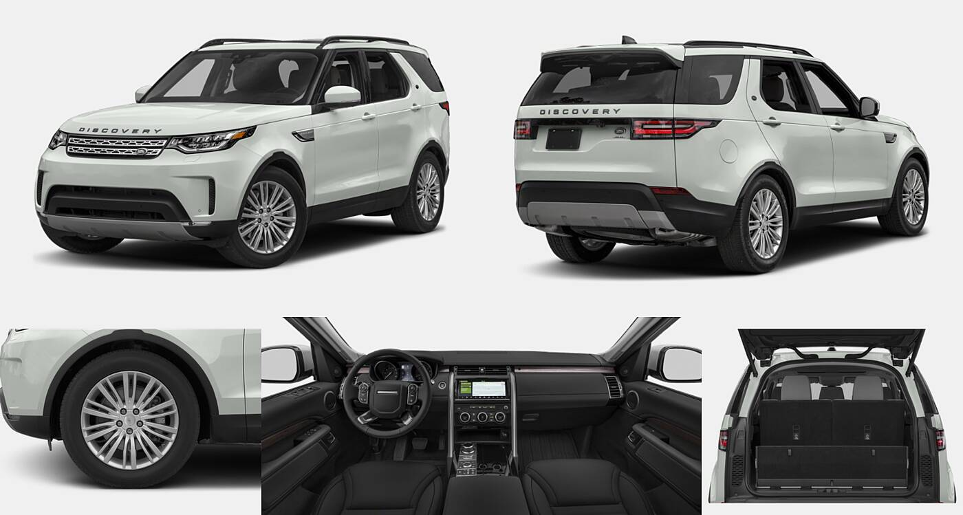 2020 Land Rover Discovery HSE / HSE Luxury / Landmark Edition / SE