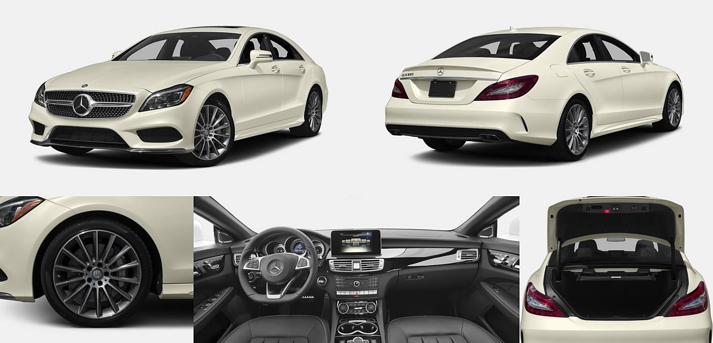 2017 mercedes benz cls class sedan vehie. Black Bedroom Furniture Sets. Home Design Ideas
