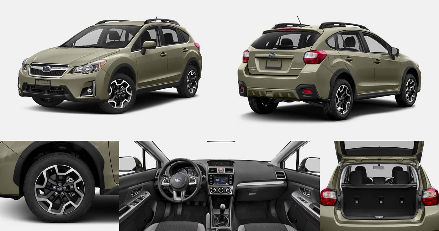 2017 Subaru Crosstrek 2.0i Manual / Limited / Premium