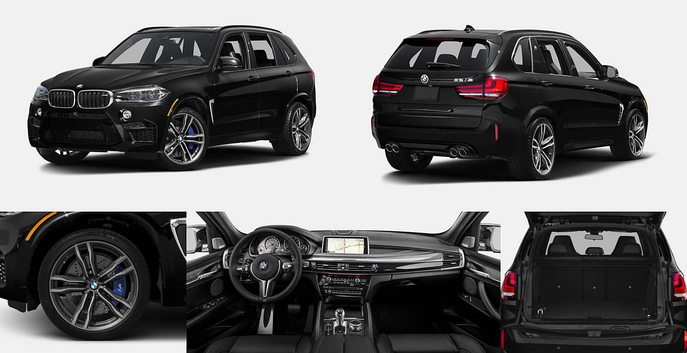 2016 BMW X5 M AWD 4dr