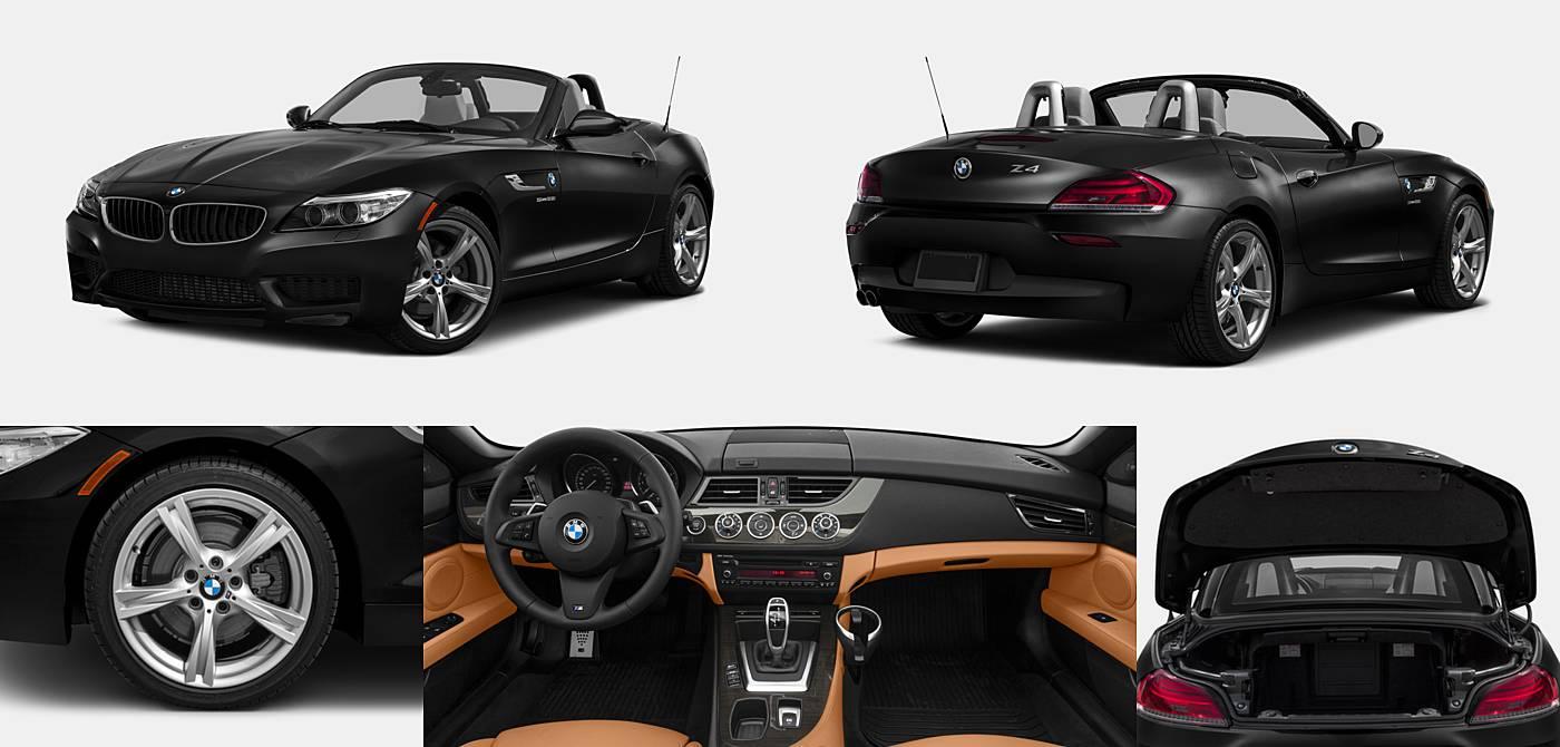 2016 BMW Z4 sDrive28i / sDrive35i / sDrive35is