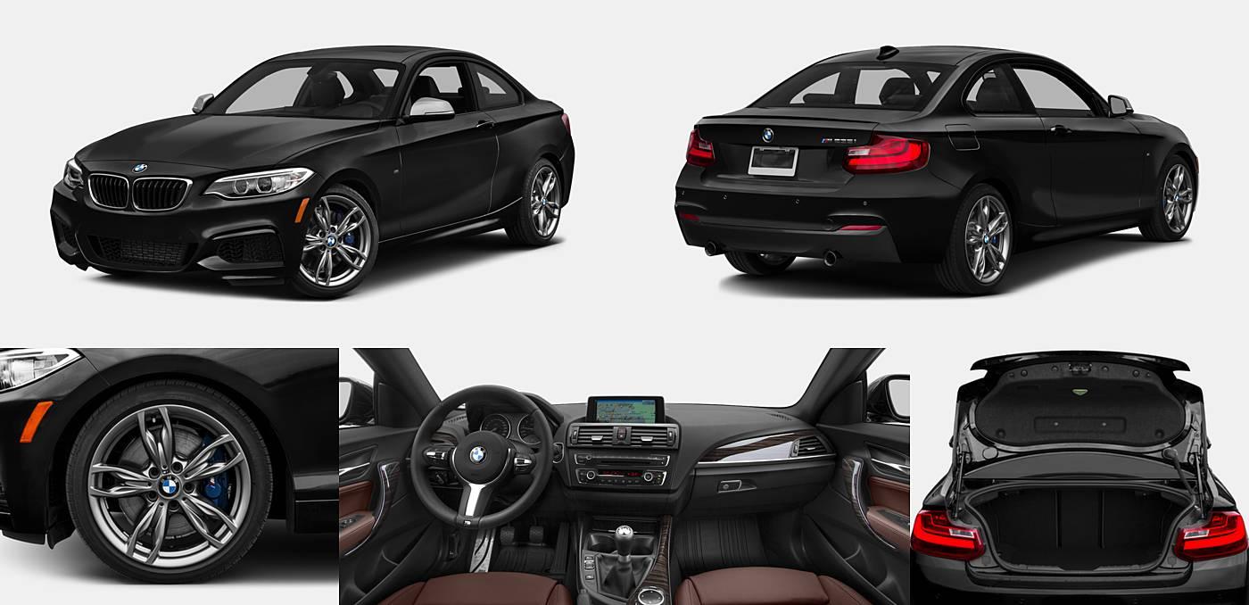 2016 bmw 2 series m235i coupe vehie. Black Bedroom Furniture Sets. Home Design Ideas