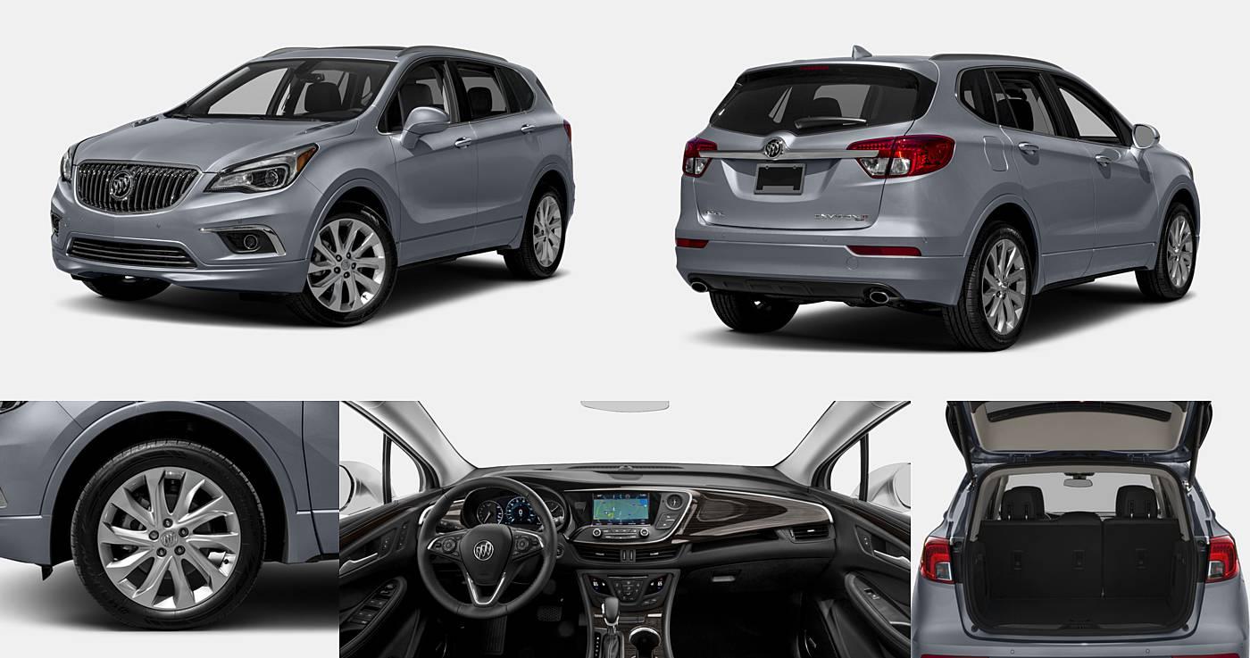 2016 Buick Envision Premium I / Premium II