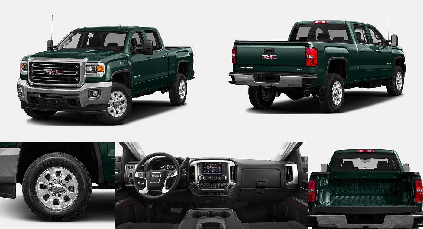 2016 gmc sierra 2500hd pickup vehie. Black Bedroom Furniture Sets. Home Design Ideas