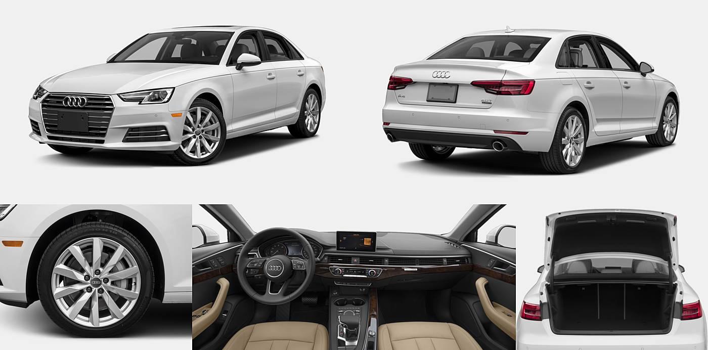 2017 Audi A4 Premium / Premium Plus / Prestige / Season of Audi Premium / Season of Audi ultra Premium / ultra Premium / ultra Premium Plus