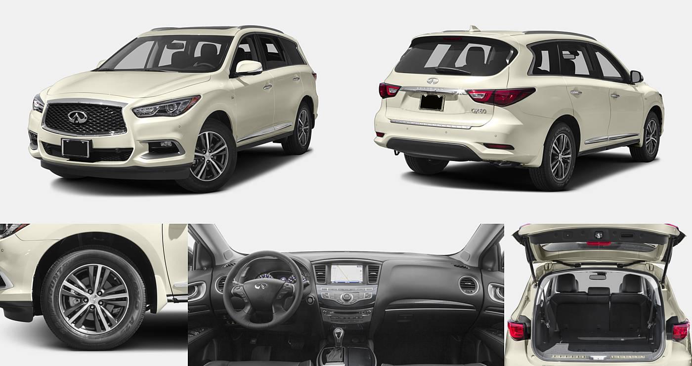 2016 INFINITI QX60 AWD 4dr / FWD 4dr