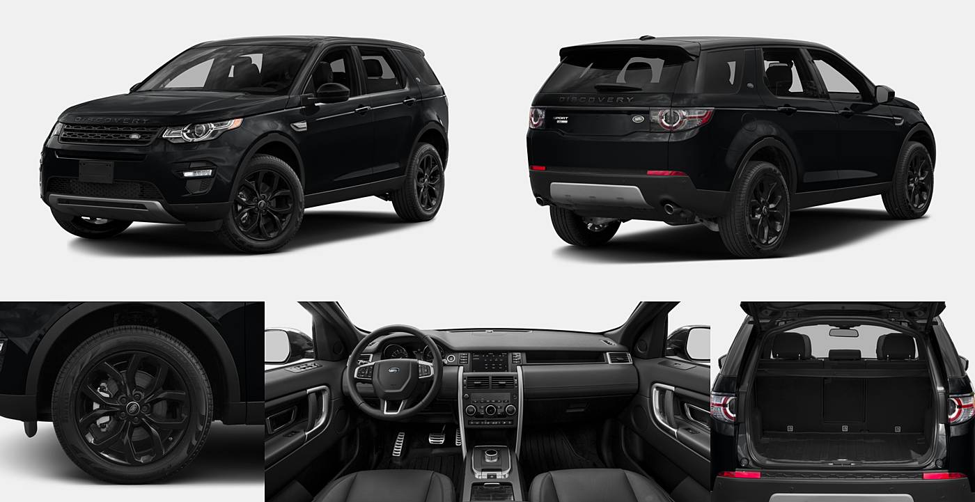 2016 Land Rover Discovery Sport HSE / HSE LUX / SE