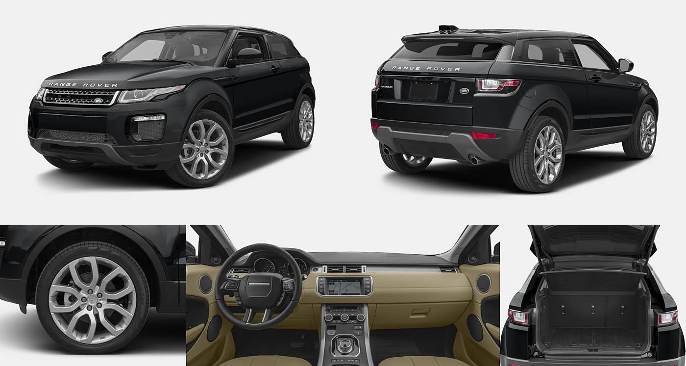 2016 Land Rover Range Rover Evoque HSE Dynamic / SE Premium
