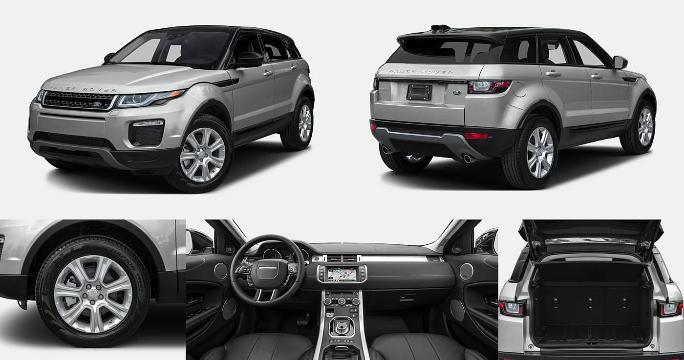 2016 Land Rover Range Rover Evoque Autobiography / HSE / HSE Dynamic / SE / SE Premium