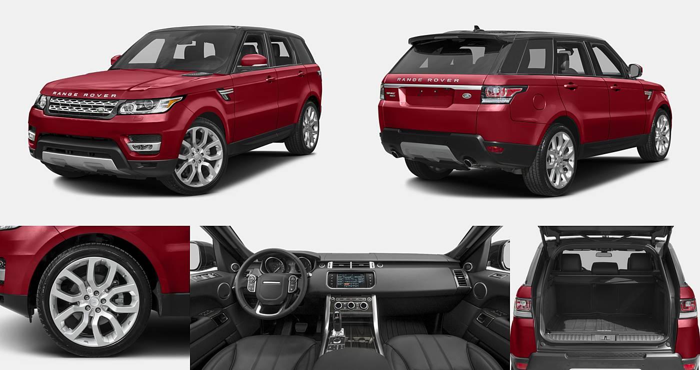 2016 land rover range rover sport suv diesel vehie. Black Bedroom Furniture Sets. Home Design Ideas