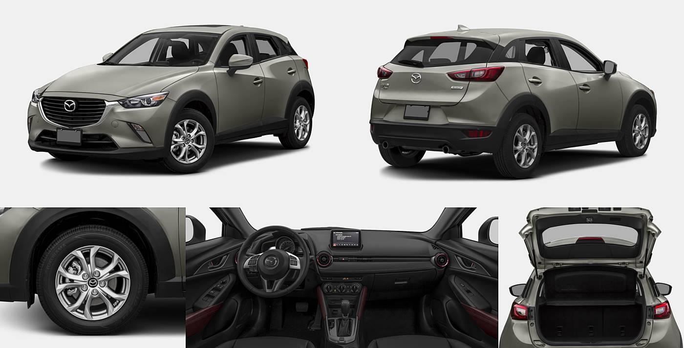 2016 Mazda CX-3 Sport / Touring
